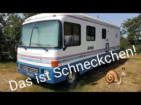 Ein wichtiger Tag bei JA! on tour - Schneckchen's Achterbahnfahrt II.